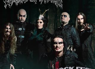 Cradle of Filth confirmed for Rock Fest Barcelona!