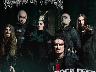 Cradle of Filth confirmed for Rock Fest Barcelona!