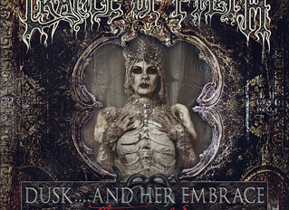 'Dusk... And Her Embrace - The Original Sin' now available on vinyl!