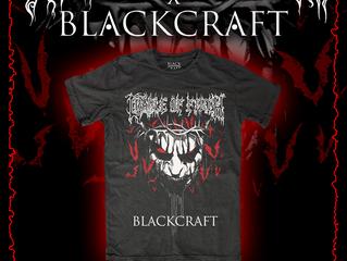 Cradle of Filth x BlackCraft Cult