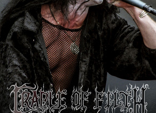 Cradle of Filth - Live at Dynamo Open Air, 1997