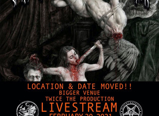 Live Stream - Date Moved