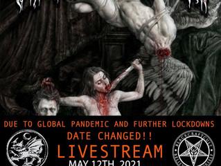 Livestream - Date Change