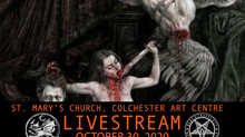 CRADLE OF FILTH announce a Live Stream Concert