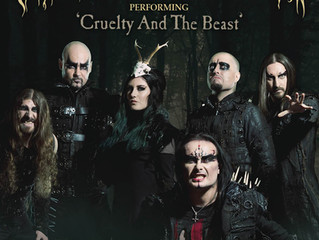Cradle of Filth to return to Israel!
