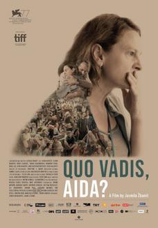 Quo vadis, Aida? de Jasmila Žbanić en lice pour les Oscars