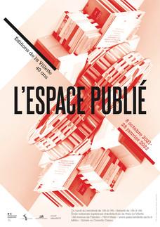 L'espace publié. Éditions de la Villette. 40 ans