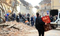 Au cœur du séisme