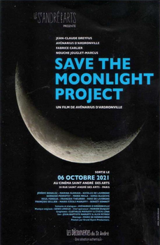 Save the moonlight project d'Avénarius d'Andronville