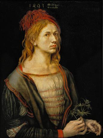 L'herbe d'Albrecht Dürer ・La proportion divine dans le chaos de la pelouse