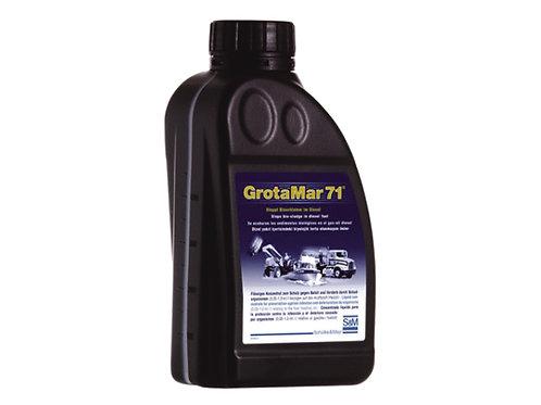 GrotoMar 71 Diesel Onderhoud