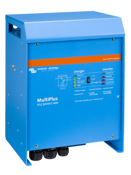 Victron MultiPlus 12 of 24 Volt /3000/120-16