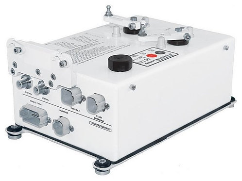 Smart Actuator II SINGLE inboard 12V of 24V / 2xmech.