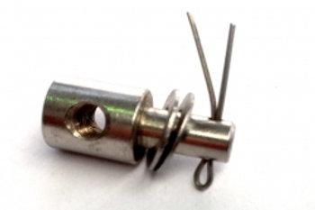 Stift 33C voor Morse Kabels.