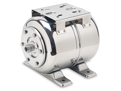 Hydrofoortank RVS 8 liter 20PSI