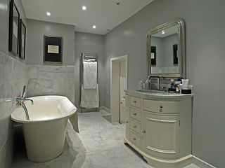 Georgian House Bathroom interior designer