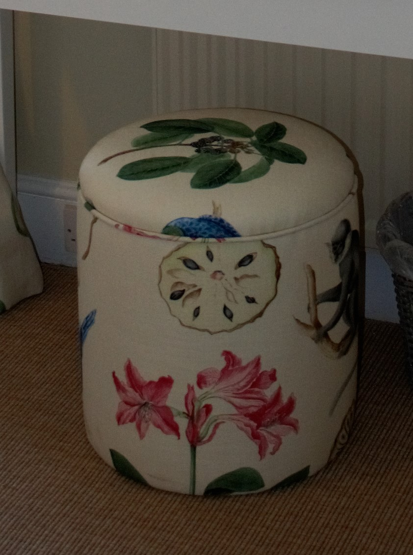 Bespoke Stool for South Farm