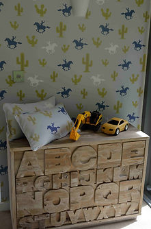 Kids Playroom interior designer mackenziehome.co.uk