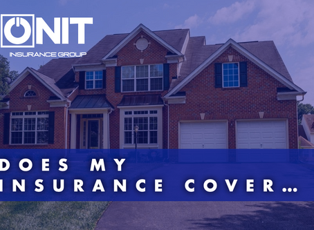 Does My Insurance Cover....
