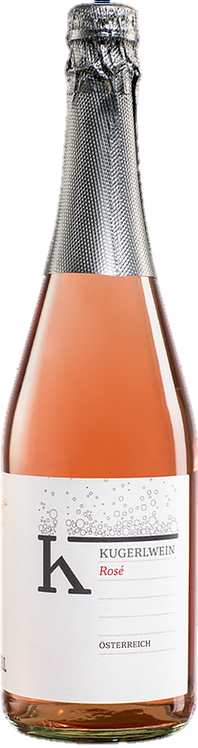 """Rosé Frizzante, """"Kugerlwein"""" 2020, Thomas Magerl"""