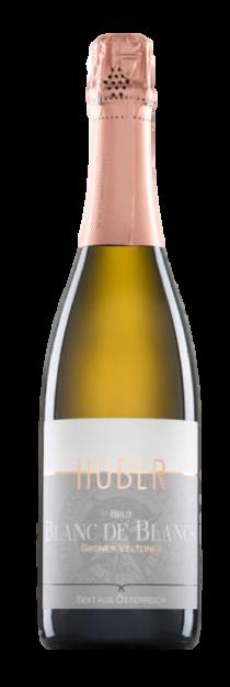 Winzersekt Blanc de Blanc Gr. Veltliner 2017, Markus Huber