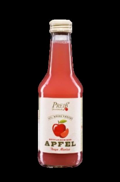 "Roter Apfel-Saft ""Baya Marisa"", Obstkultur Preiß"