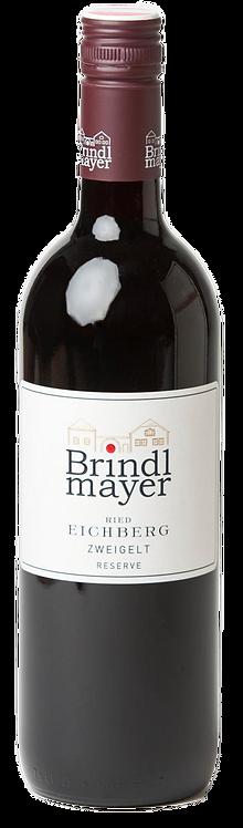 """Zweigelt """"Ried Eichberg"""" 2018, Karl Brindlmayer"""