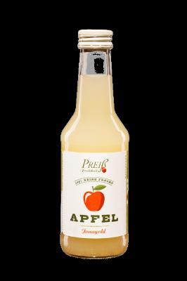 """Apfelsaft naturtrüb """"Jonagold"""", Obstkultur Preiß"""