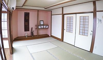 和室タイプ(8畳)