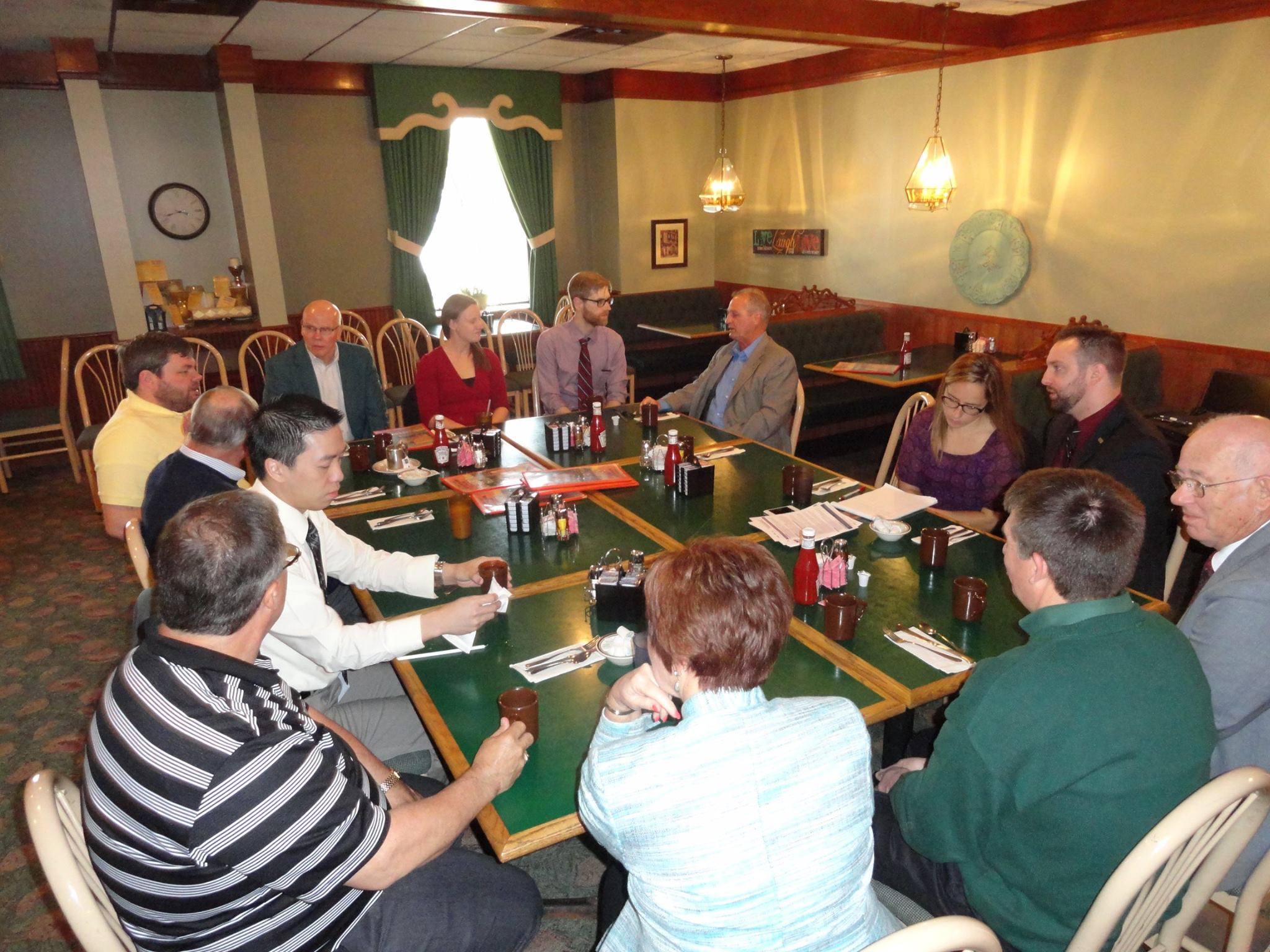 Legislative Affairs Committee