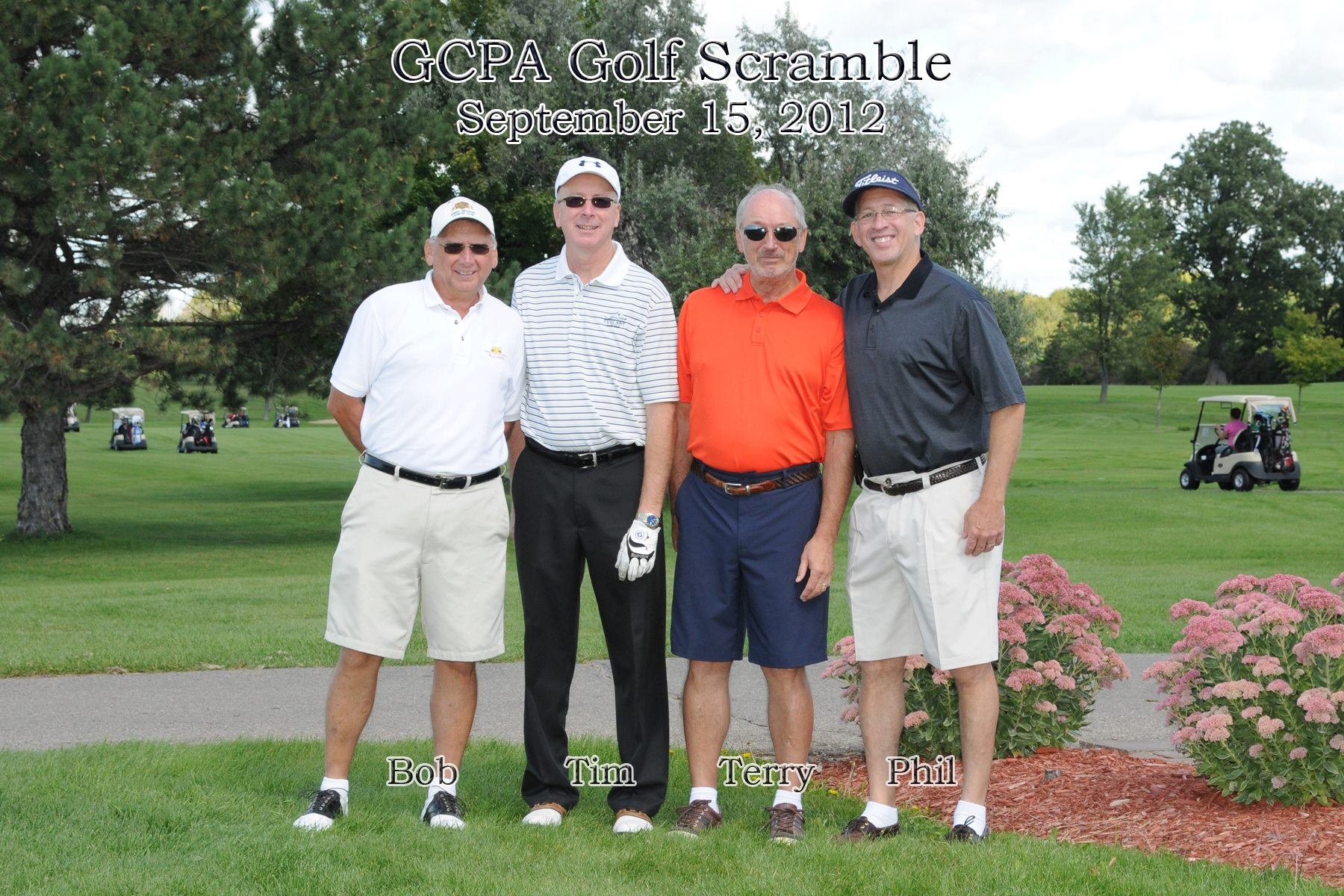 Golf Outing Planning Committee