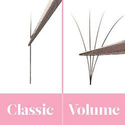 classic vs volume