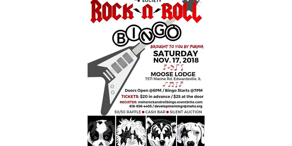 Rock & Roll Bingo presented by Purina
