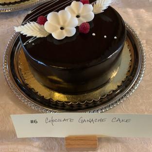 #6 Chocolate Ganache Cake