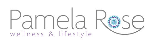 Pamela Rose Wellness & Lifestyle Logo