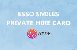 Esso Smiles PH Card for Ryde