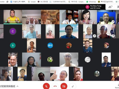 2021 Online Seminar Series in Malaysia Promotes Taiwan as a Study Destination