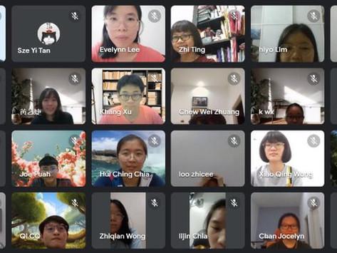 馬來西亞交通大學校友會舉辦青年研習鼓勵留學台灣