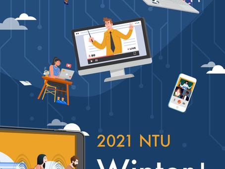 2021 NTU Winter+ Programs 臺大國際冬季課程 2021 NTU Plus Academy Programs