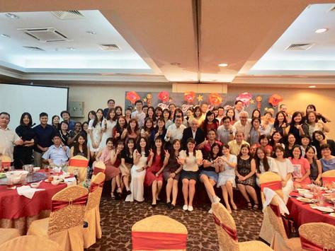 吉隆坡臺校第15屆董事會召開第1次會議