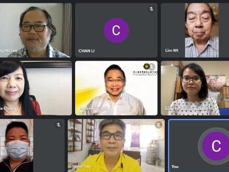 2021年新生赴台升學台灣提供完善防疫費用補助新聞發布會