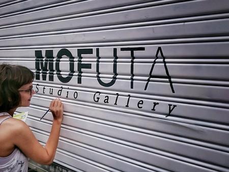 MOFUTA - STUDIO GALLERY grand opening