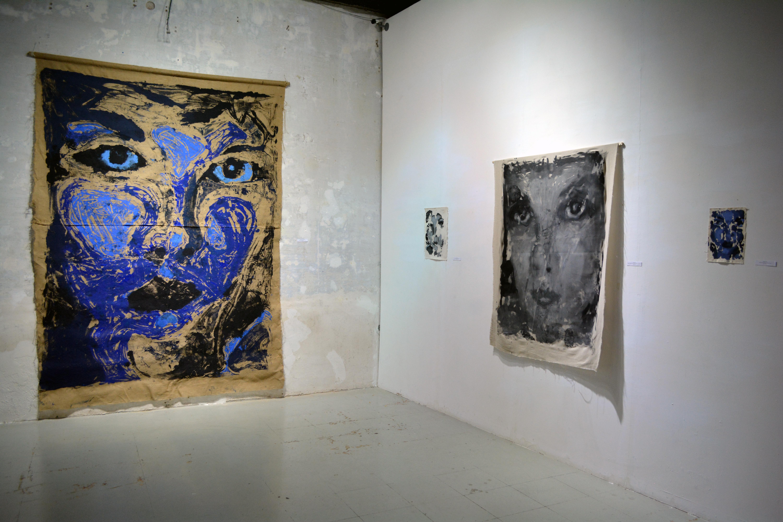 REVERSE CAMOUFLAGE exhibition