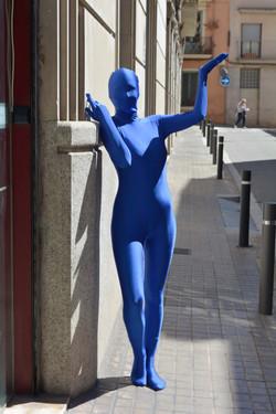 feeling blue? (outside the studio)