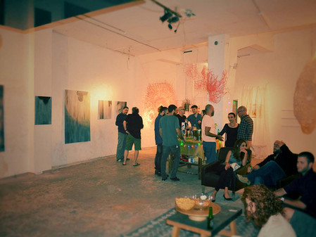 27th bday exhibition party #tbt