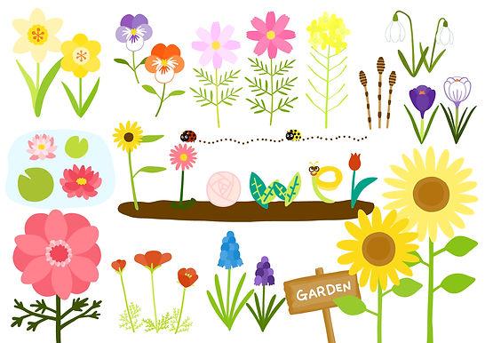 ほっこりかわいい花の庭セット.jpg