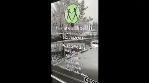Accents on Health - Video