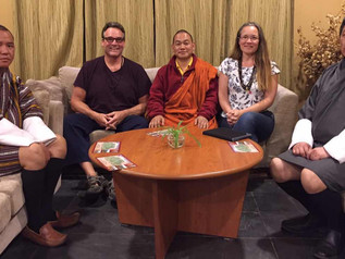 West Meets East in Thimpu Bhutan
