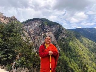 Journey to Bhutan with Khenpo Ugyen Wangchuk May 5 – May 12, 2020