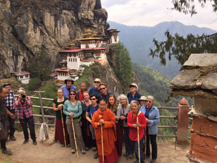 2017 Bhutan Pilgrimage